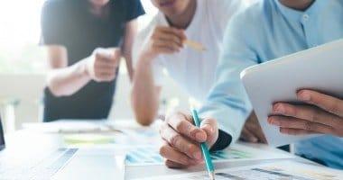 Communication autour de l'outil collaboratif Power BI Service