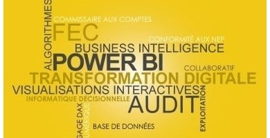 Microsoft Power BI et Audit